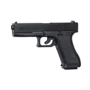 Asg Glock 17 Jousiviritteinen Airsoft Pistooli