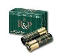 B&P MB Dual Power 12/70 haulikonpatruuna