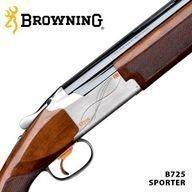 Browning B725 Sporter haulikko säätöperällä