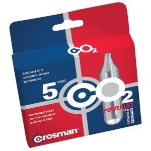 Crosman Co2 Kaasukapseli 5 Kpl / Pkt