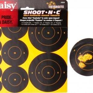 Daisy Targets Shoot NC