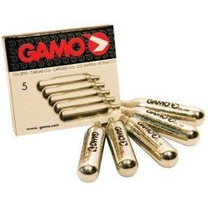 Gamo Co2 Kaasukapseli 5 Kpl / Pkt