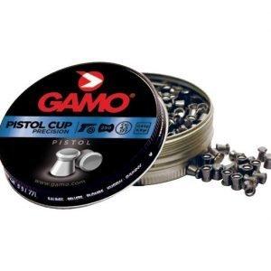 Gamo Pistol Cup Ilmakiväärin Luoti 4.5 Mm 250 Kpl / Pkt