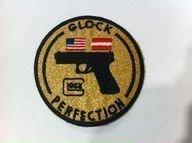 Glock kankainen hihamerkki (Se alkuperäinen!)