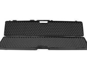 Kiväärilaukku kova 120cm musta