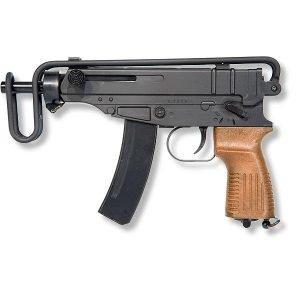 Marui Scorpion Vz61 Hop-Up Jousiviritteinen Airsoft Konepistooli