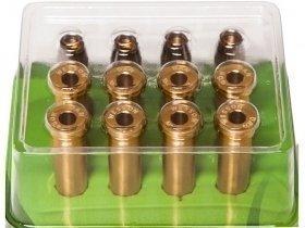 Patruunat DW 6mm Teräs 12kpl