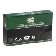 RWS 7x57R KS kiväärinpatruuna