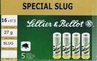 Sellier&Bellot Special Slug