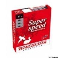 Winchester Super Speed 12/70 haulikonpatruuna