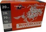 Winchester Super Speed haulikonpatruuna 20/70