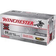 Winchester Super-X HP .22lr pienoiskiväärin patruuna