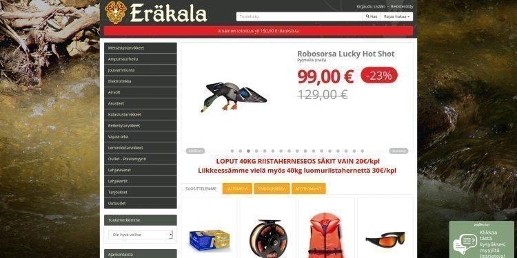 Eräkala