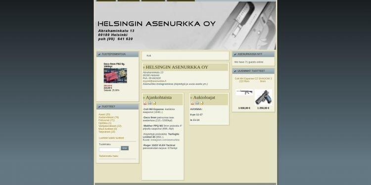 Helsingin Asenurkka Oy